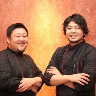 総料理長「山本龍史」が創る松阪牛の創作和食