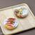 コティ - 料理写真:りんごのパイ(380円)栗のタルト(450円)