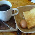 珈琲屋OB - オーダーしたブレンドコーヒー