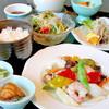 Ikenohanten - 料理写真:【大人気の日替わりバラエティランチ780円】添加物なしの安心中華をみなさまで個室ランチでどうぞ!