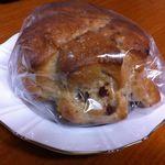 さちパン工房  - クルミの入ったパン