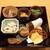 割烹はらだ - 料理写真:前菜  ホウレン草の魚の出汁の胡麻和え、蕪寿司、蓮とクワイとケシの実の揚げチップス、烏賊の南蛮漬け、栗きんとん、ナマコのみぞれ和え、白子蒸し、牡蠣のオイル漬け