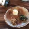 かぜのたみ - 料理写真:前菜3種!