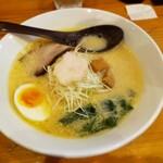麺や七福 - 味噌ラーメン2019.12.13