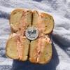 ワイルド・マン・ベーグル - 料理写真:ドライトマトチーズサンド