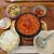 コッテジ - 牡蠣入り豆腐チゲ 1,060円(激辛+50円)