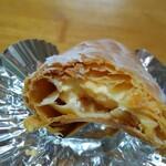 喜多屋 - 中身はカスタードクリームとりんご