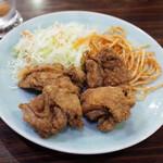 味処いちむら - 鶏唐揚げ(550円)