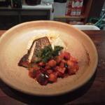 リトルキッチン - 本日のおすすめすずきのソテーラタトゥイユ\780