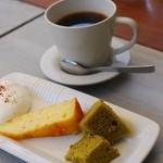 AIRSIDE CAFE - ランチのデザート