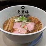 121763462 - 背脂らぁ麺