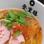 121763468 - えび汐らぁ麺