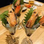 Isogamifuraibaru - 天使の海老のお造り