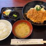 直ちゃん - チキン南蛮定食 900円税込