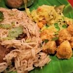 インド食堂ワナッカム - アップ。