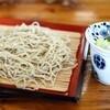 やまびこ - 料理写真:粗挽き蕎麦(限定数)。