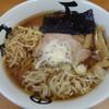琴壱 - 料理写真:中華そば(小)こってり