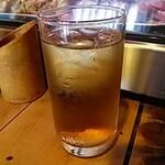 居酒屋 葉牡丹 - お茶