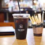 Village Vanguard DINER - オーガニックコーヒー(ICE)