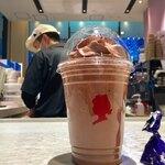 メリーズ カフェ - チョコレートムース 520円