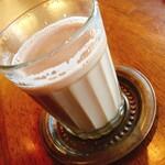 Cafe ポカラ - HOTチャイ:250円