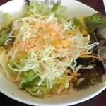 12178082 - 生野菜サラダ180円也