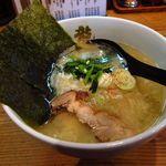 ラーメン 龍の家 光の森店 - 鶏白湯ラーメン 1