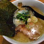 ラーメン 龍の家 光の森店 - 鶏白湯ラーメン 2