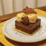 パティスリー・パリセヴェイユ - 料理写真:カフェ・トンカ