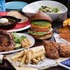 BAR & GRILL BURGER CHOP STEAK HAMBURGER - 料理写真:宴会コース一例