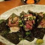 ソウルファクトリー - ユッケ寿司