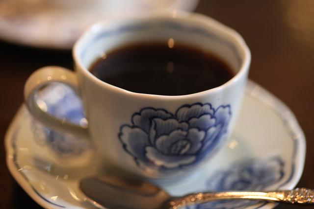異人館 - コーヒーは何年もこのカップ&ソーサー