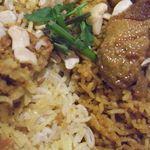 ビリヤニマサラ - カッチチキン&タミルマトンビリヤニ
