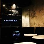 カラオケ804 - あの大手カラオケチェーン店にも、負けない料金設定!!あなたもきっと‥カラオケするなら「804」♪