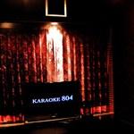 カラオケ804 - デザイナーズ空間♪