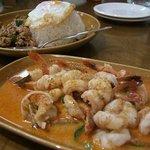 タイ国料理 タイバンコク - エビカレー風味
