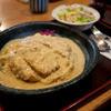 金時 - 料理写真:そば食事処 金時 かつ皿