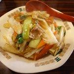 大風軒 - 料理写真:中華丼