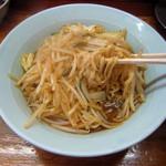 朝日屋 - 料理写真:焼きそば(並) 700円