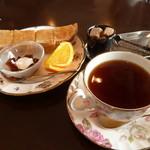 ゆとりこうひぃ 珈芳 - コーヒーとモーニング