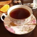 ゆとりこうひぃ 珈芳 - コーヒー 450円