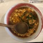 麺屋 食べてイケ麺 - みそ辛麺5辛