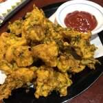 エスニックダイニング じゃぽん - 鶏肉の天ぷら(名前を忘れました…)