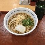 なか卯 - 料理写真:朝そば290円