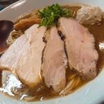 らーめん チキント - 料理写真:鶏肉らーめん
