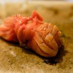 銀座 あらた - 赤貝