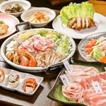 琉球ムーガタ鍋 -