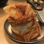 肉酒場 - 白菜キムチ¥539