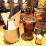 121814638 - 15時までは紅茶かコーヒーがフリードリンクです
