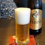 蕎麦の実 よしむら - Premium YEBISU